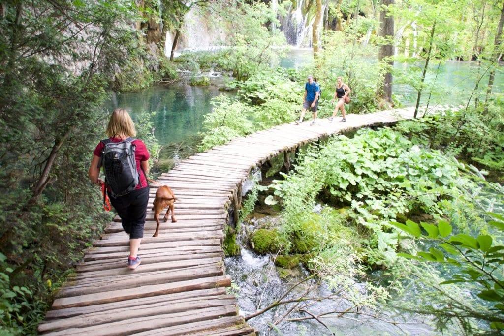 Wandern mit Nala - Mit Hund unterwegs in Kroatien