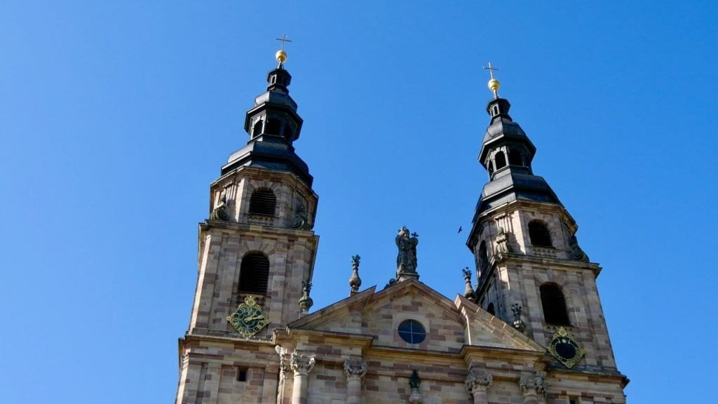 Der Dom. Das Wahrzeichen von Fulda.