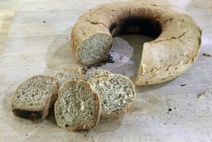 Roggenmischbrot aus dem Omnia Backofen