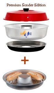 Das Omnia Backofen - Frühstücks-Set
