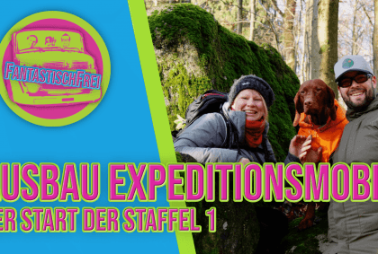 Ausbau Expeditionsmobil Staffel 1 Start von FantastischFrei auf YouTube