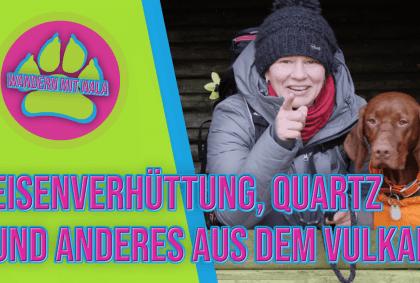 Vogelsberg - Mit Hund auf dem Vulkan wandern