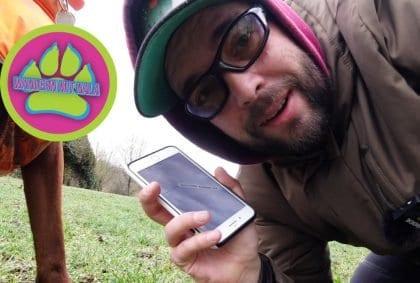 Wander Apps und Albrechtshütte