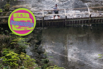 Geheimtipp Pokljuska Soteska – Triglav Nationalpark – Slowenien 🇸🇰 – Mit dem Auto 🚗 durch den Balkan 06/09