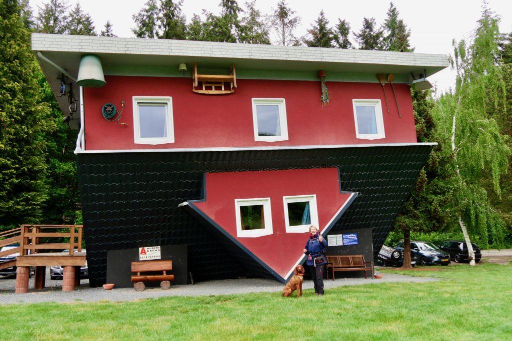 Das Tolle Haus neben dem Nationalparkzentrum Kellerwald-Edersee
