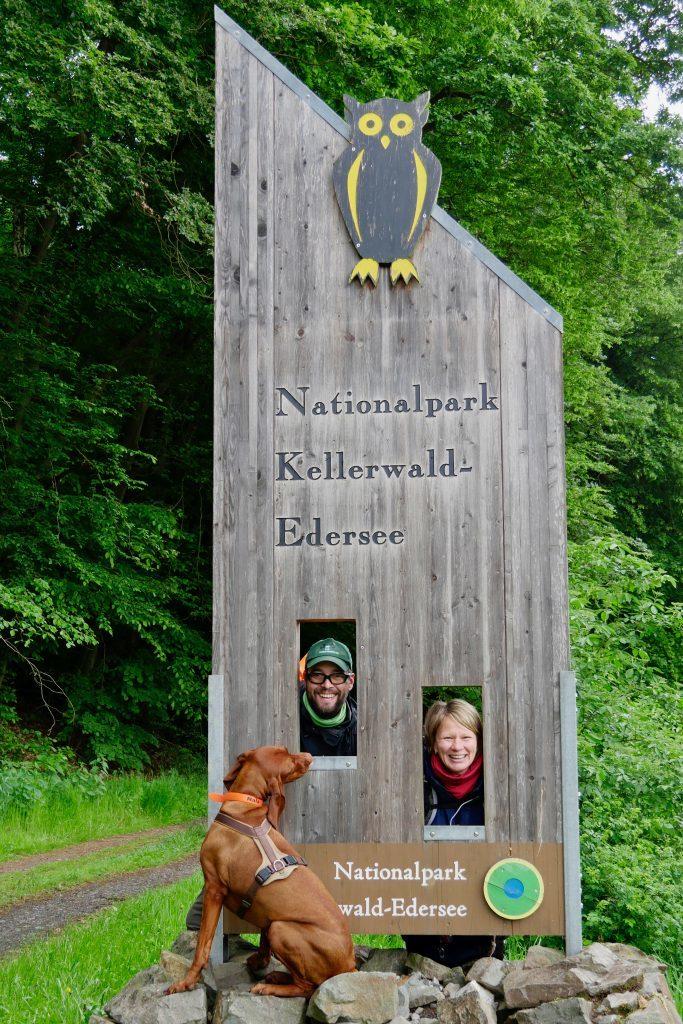 Das Tor zum Nationalpark Kellerwald-Edersee