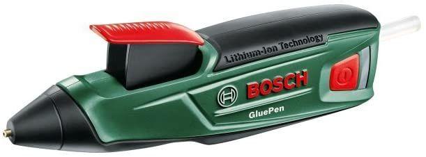Akkubetriebene Heißklebepistole von Bosch