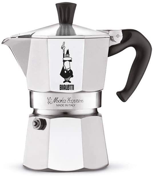 Umweltfreundlich Kaffee im Camper produzieren