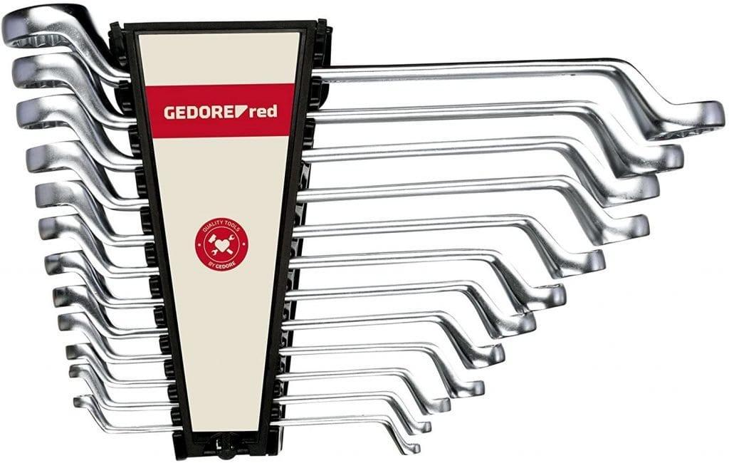Ringschlüssel in den Größen 6-32 mm von Gedore