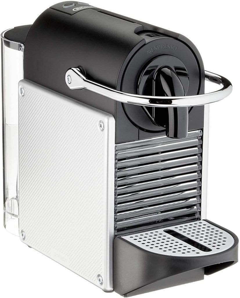 Kapselmaschine für Kaffee im Camper