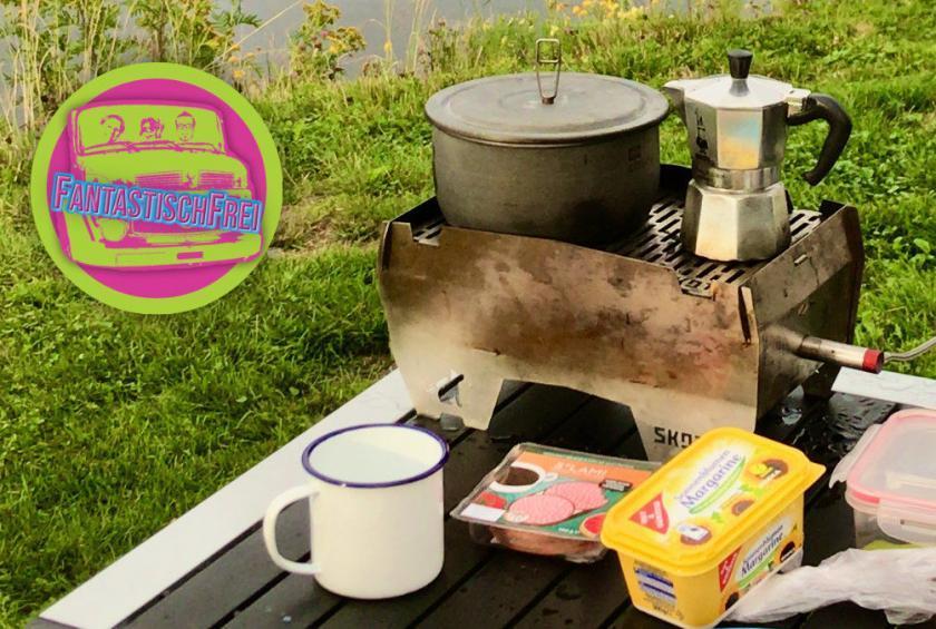 Kaffee ☕ kochen im Camper