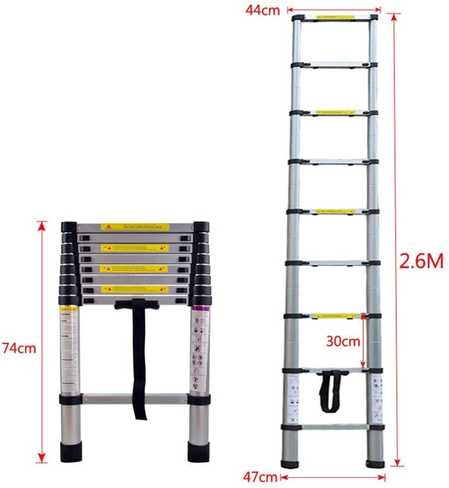 Das Kernstück der Hundetreppe: Die Leiter