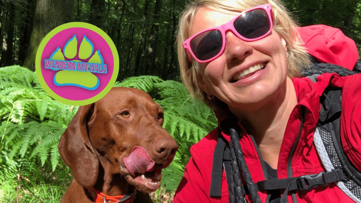 Wandern mit Hund im Spessart - Eschenkar