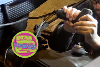 YouTube Video zur Restauration unseres Fahrgestells des Kurzhauber - FantastischFrei.de