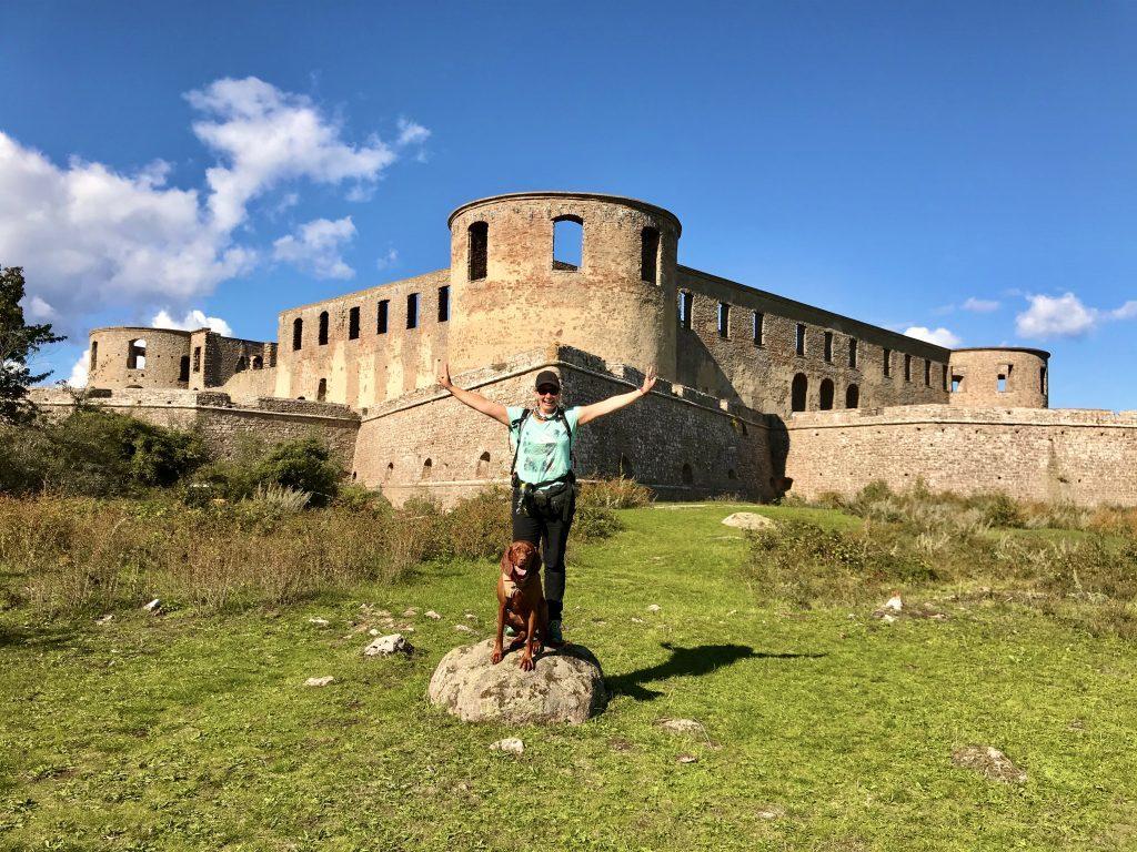 Die Burg Borgholm