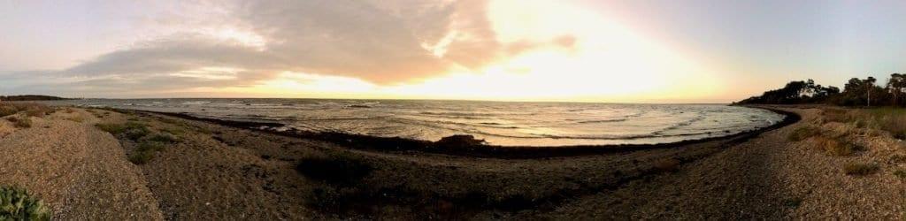 Rund um die Nordspitze Öland befinden sich wunderschöne Kiesstrände