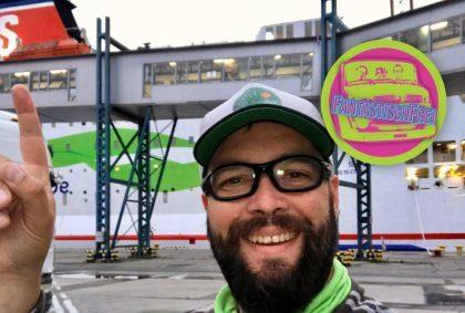 Wir haben es getan!! Es geht mit der Fähre ⛴️ von Gdynia nach Schweden 🇸🇪 – Freiheitstour 2020 – Roadtrip mit Hund 🐕